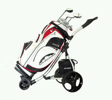 Promaster Plus Electric Golf Trolley Digital 36 Hole Battery Charger Cart Buggy