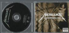 Metallica Live-Musik CDs