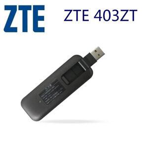 Unlocked ZTE 403ZT Softbank 3G 4G 165Mbps FDD Modem Mobile WIFI USB Stick