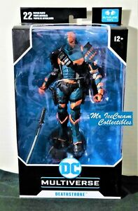 McFarlane Toys DC Comics Multiverse Arkham Origins Deathstroke