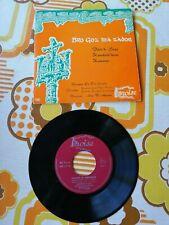 ancien vinyle 45 tours VINTAGE BRO GOZ MA ZADOU