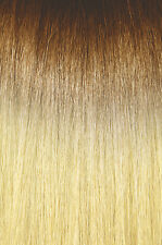 "18"" SuperRemi Tape In Ombre & Sombre Silky Straight Remi Hair Extensions 20 Tabs"