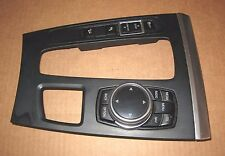 2014 2015 2016 BMW X5 X6 MULTIMEDIA CONTROLLER SWITCH WITH COVER 65829332285 OEM