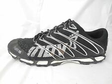 Inov-8 F-Lite 195 Mens 6.5 M Black White Cross Training Running Shoes Womens 8 M