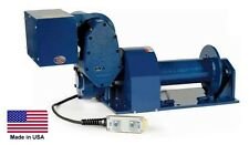 Hoist & Winch Electric - 6,000 Lb Capacity - 230 Volts - Commercial & Industrial