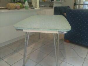 Vintage Retro Kitchen Table