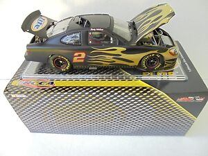 Rusty Wallace #2 Miller Lite Test Car 02 Ford Taurus Action ELITE Nascar Diecast
