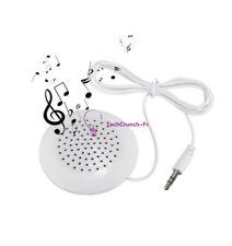 Portable Mini 3.5mm Pillow Speaker For MP3 MP4 CD Player iPod Phone Radio NEW