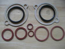 VINTAGE BMW BING CARBURATOR GASKET KIT FOR 2 CARBS R50-R69 W/24MM FUEL PORT