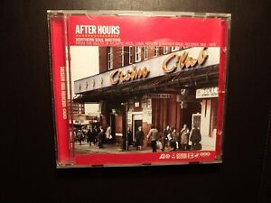 music cd....After Hours......Northern Soul Masters......