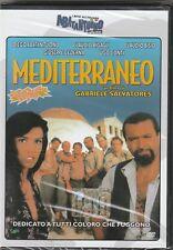 "DIEGO ABATANTUONO FILM DVD ""MEDITERRANEO"" DVD ORIGIN NUOVO SIGILLATO"