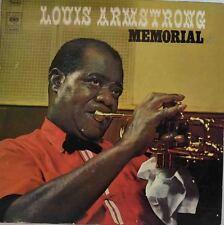 "LOUIS ARMSTRONG - MEMORIAL (2LP) 12 "" LP (W276)"