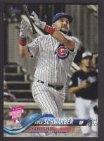 Topps Update 2018 - Base US59 - Kyle Schwarber - Chicago Cubs