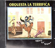 ORQUESTA LA TERRIFICA  INCA LA LLEGUA -(  CDR thermal Printable por Disco Hit)