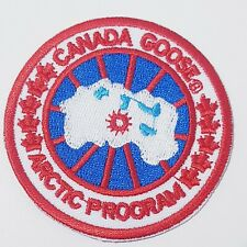 Brand new Canada goose Patches Embroidered Cloth Applique Badge Iron Sew On