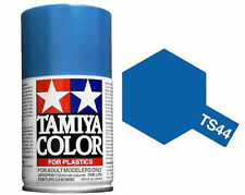Tamiya TS-44 BRILLIANT BLUE Spray Paint Can 3 oz 100ml 85044 Naperville