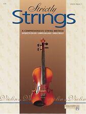 Strictly Strings Book 2 - Violin