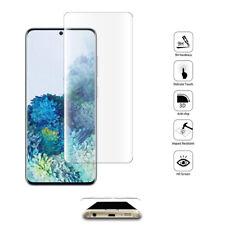 Film Protection Écran Verre Trempé Bord Incurvé Resistant Serie Samsung Galaxy