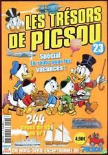 LES TRESORS DE PICSOU N°23. 2013.