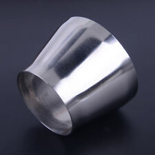 3 to 4 Inch Car Stainless Steel Exhaust Pipe Adapter Connector Reducer Tube