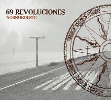 69 REVOLUCIONES - Nornoroeste / New CD 2014 / Spanish Hard Rock, AOR