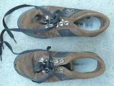 men's Airwalk brown leather Yukon Low sneakers shoes size 9.5