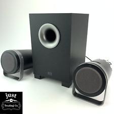 ALTEC LANSING BXR1221 3pc Computer Speakers - Sound that ROCKS!!!!!