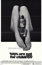 TOYS ARE NOT FOR CHILDREN Movie POSTER 27x40