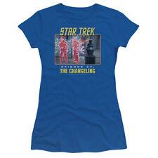 "Star Trek: TOS ""The Changeling"" Women's Adult or Girl's Junior Babydoll Tee"