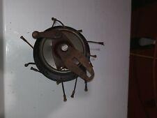 alsport tri-sport rts-8 mini bike front wheel hub drum brake