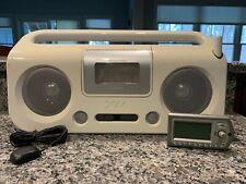 Sirius XM Radio Boombox including XM Receiver