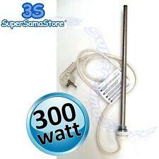 3S RESISTENZA 220 v ELETTRICA 300 Watt per SCALDASALVIETTE TERMOARREDO BAGNO