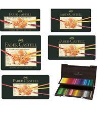 Faber Castell Polychromos Artist Quality Colour Pencils Set - From 12 to 120