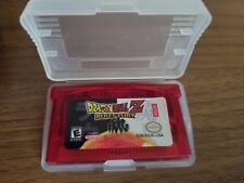 Dragon Ball Z: Buu's Fury Game Boy Advance game w/ CASE GBA [Reproduction]
