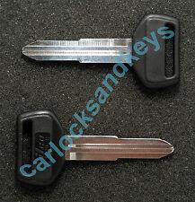NEW 1990-1992 Toyota Supra Key blanks blank