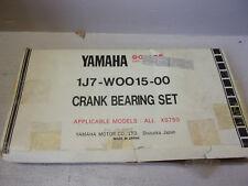 OEM Yamaha Crank Bearing Set 1977-79  XS750 1J7-W0015-00