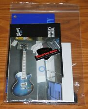 Gibson Les Paul Traditional Case Candy Manual Warranty Cloth Wrench Guitar Parts