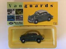 Vanguards VA 07101 Morris Minor Convertible Almond Green 1:43 Limited Edition