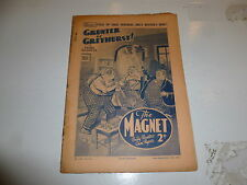 THE MAGNET (Billy Bunter) - No 1652 - Date 14/10/1939 - UK Paper Comic