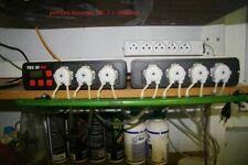 Pompes doseuses Grotech Tec 3 NG + module 4 pompes