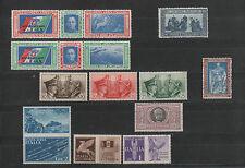 Francobolli Collezione Regno MLH Prima Parte