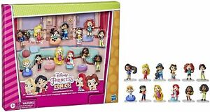 Hasbro Disney Princess Comics Minis Comfy Squad Collection Pack 12 Figures