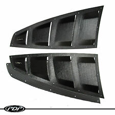 ARCTIC CAT CROSSFIRE (2005-2011) Proven Design Products PREMIUM Vent Kit : BLK