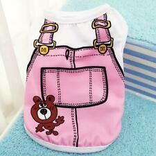 Dog Dog Vest Clothes For Pets Breathable Lightweight Fashion Summer Dog Vest SM