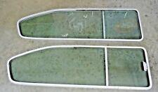 1971-80 International Scout II Slider Side Windows Left and Right OEM