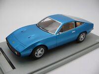 1/18 scale Tecnomodel Ferrari 365 GTC-4 Azzurro California 1971 - TM18-92C