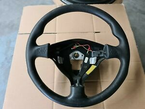 Mitsubishi EVO 5 6 CP9A OEM Steering wheel