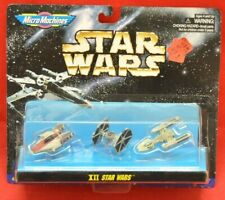 Vintage Galoob 65860 Micro Machines Star Wars XII NEW SEALED A Wing 1570