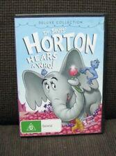 Dr Seuss The Horton hears a who  - DVD -  The original TV classic