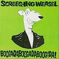 Boogadaboogadaboogada! by Screeching Weasel (CD, Jan-1997, Lookout)